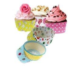 Mini Muffin Cups 100 Stück
