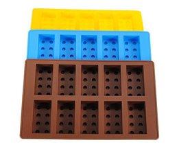 Essbare Lego Ziegelsteine