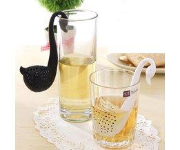 Teefilter Swan