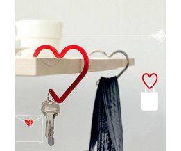 Herz Keychain