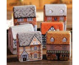 Cans Box House-Geschenk-Box