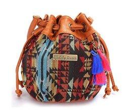 Leinwand-Tasche Mit Schultergurt