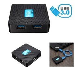 4 Port USB 3.0 Hub 5 Gbps
