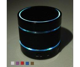Bluetooth-Lautsprecher-LED