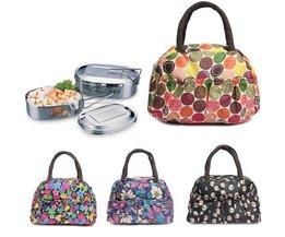 Picknick-Mittagessen-Beutel-Tasche