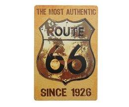 Route 66 Teller