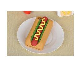 Abdeckung Mit Hot Dog Form Für IPhone 5 & S
