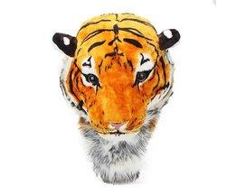 Rucksack Mit Tiger-Kopf