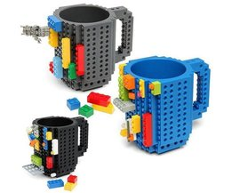 Kreative Lego Puzzle Cup