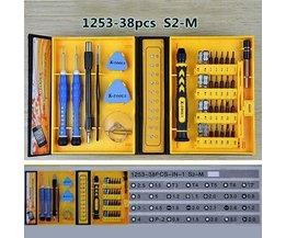 K-Werkzeuge Schraubendreher Set 38 Stück
