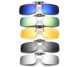 Sonnenbrillen Clip