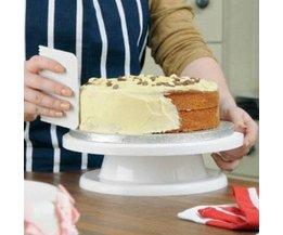 Drehscheibe Kuchen