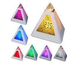 Digitaluhr Mit LED-Licht