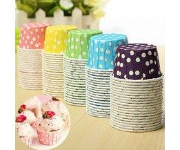 Schalen Für Kleine Kuchen 20 Stück