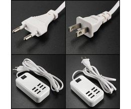 USB-Ladegerät Mit 6 Ports