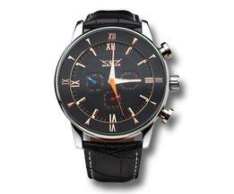 Stilvolle Leder Uhren
