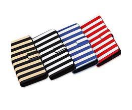 Case Für IPhone 5C Mit Zebra-Streifen