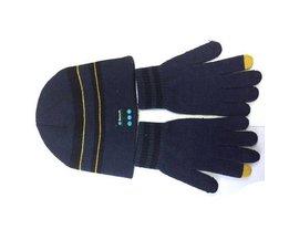 Bluetooth-Hut Mit Handschuhen