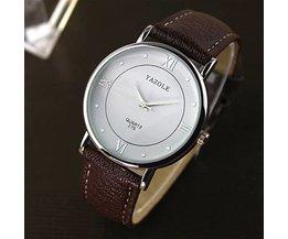 Thin-Uhr Aus YAZOLE