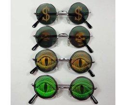 Lustige Gläser