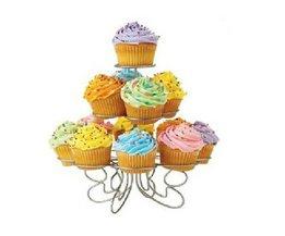 Aufwändige Cupcake Muffin Standard-13-Way