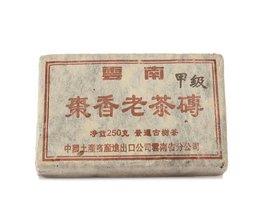 Yunnan Puer Tee Brick 250G Jujube Aroma
