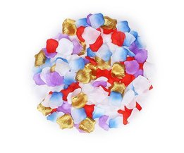 Fälschen Von Polyester Rosenblätter 400 Stück