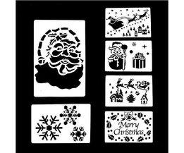 6 Christmas Vorlagen