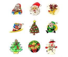 Weihnachten Broschen