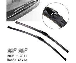 Wischerblätter Für Honda Civic 2005-2011 Windschutzscheibe