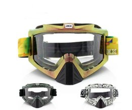 Dirt Bike Brille Mit UV400