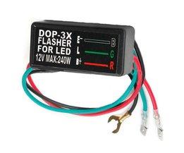 Blinkrelais Universal-12V DOP 3X