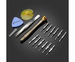 K-Werkzeuge 16-In-1 Reparatur Smartphones