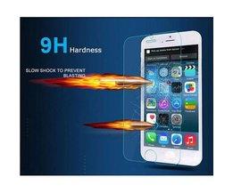 Schirm-Schutz Gehärtetes Glas Für Iphone 6