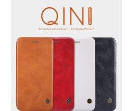 Flip Nillkin QIN Case-Serie Für IPhone 6