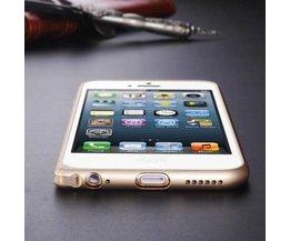 Aluminium Bumper Für IPhone 6 In Verschiedenen Farben
