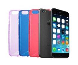 Der Silikon-Weiche Kasten Für IPhone 6