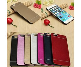 Case Für IPhone 6 Plus Aus Gebürstetem Metall