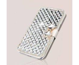 Case Für IPhone 6 Plus Mit Glitzer-Steinen