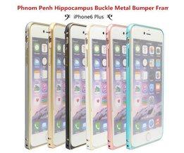 Metallstoß In Mehreren Farben Für IPhone 6 Plus