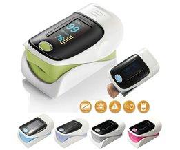Finger-Puls-Monitor