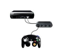 GameCube Controller Adapter Auf Wii