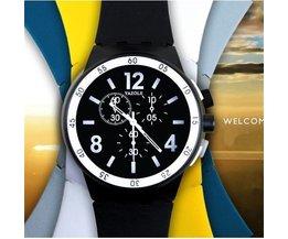 Hip-Uhr In Vier Farben