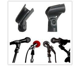 Mikrofonständer Clip