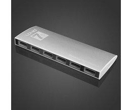 LDNIO USB HUB DL H7 Mit 7 Ports