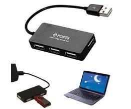 USB 2.0 Hub Mit 4 Ports