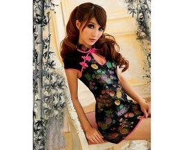 Sexy Cheongsam (Chinese Kleid)