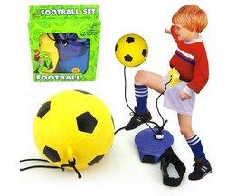 Fußball Auf Elastic Für Kinder