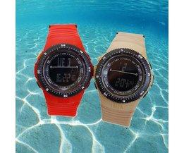 Swim-Uhren In Verschiedenen Farben