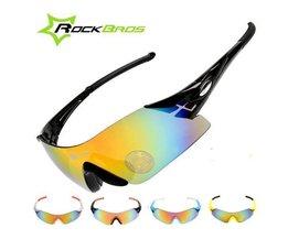 Sport-Sonnenbrille Für Das Fahrrad